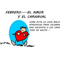 San Valentín Carnaval