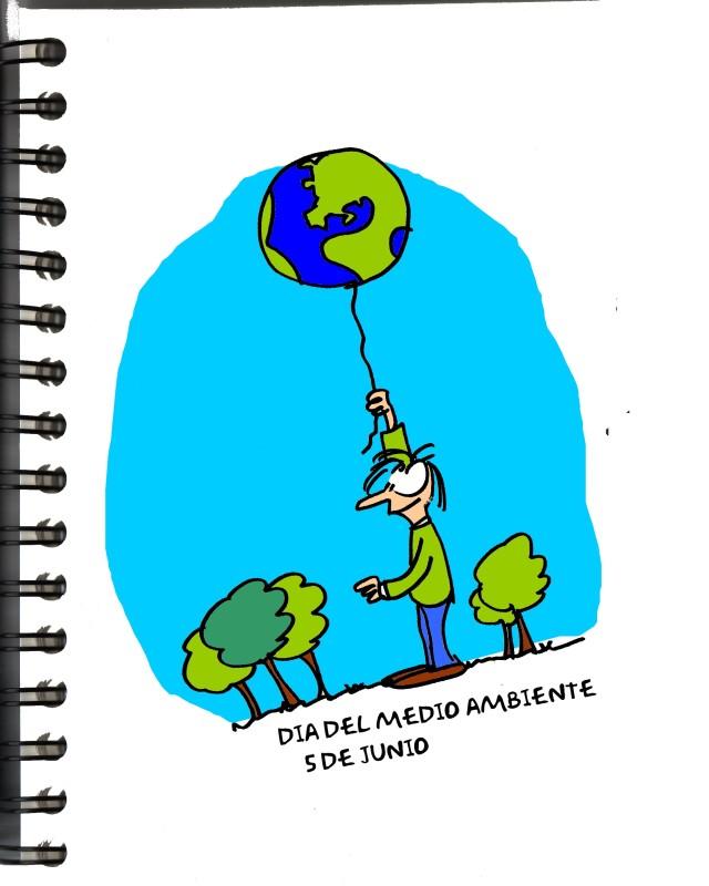 dia mundial del medioambiente