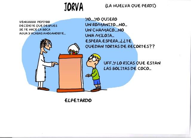 #lahuelvaqueperdi...#jorva