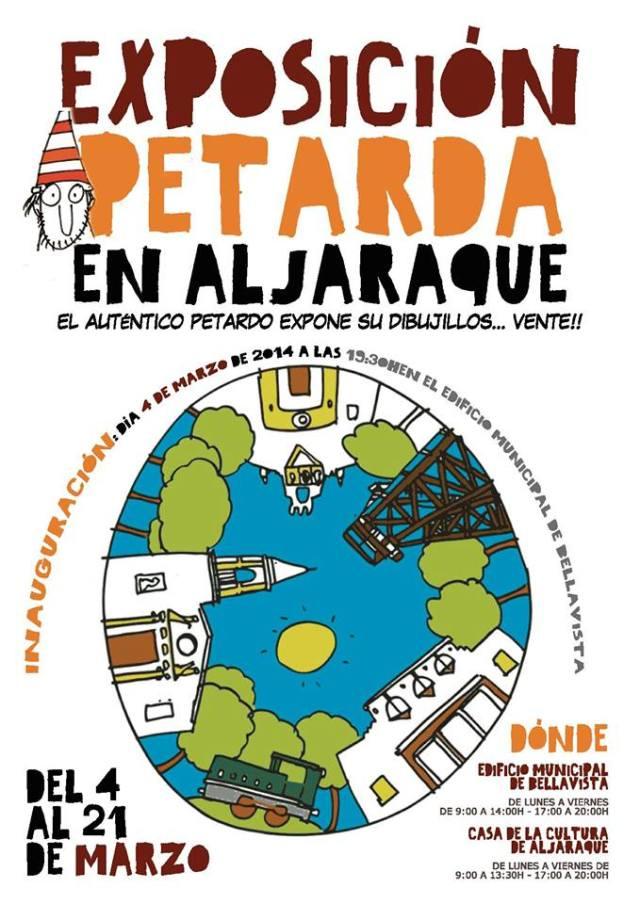 exposicion #mundopetardo Aljaraque