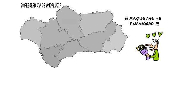 dia de #andalucia